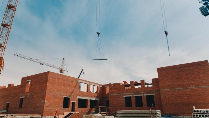 Большая стройка в Ново-Патрушево и Тюменской слободе: когда тут появятся новые детские сады и школы