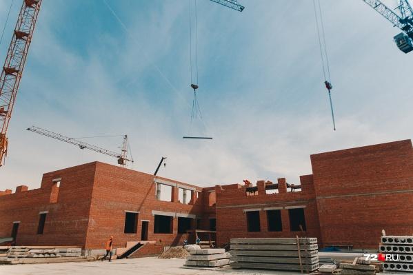 Долгожданные детский сад и школа должны появиться в Новоантипинском