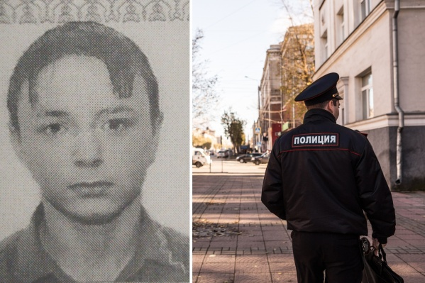 Последний раз Илью Кладовщикова видели 17 октября в Октябрьском районе