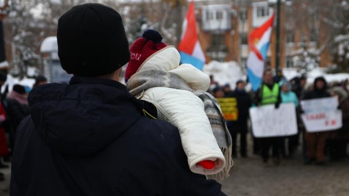 В Самаре проведут митинг против точечной застройки