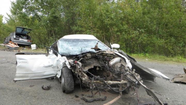 Смертельное ДТП в Башкирии: один человек погиб, четверо – в реанимации