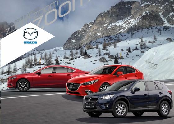 На автомобили Mazda стартовал кредит от 0%