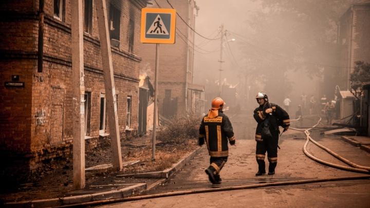 Пошло дело: в Ростове первые погорельцы с Театралки получили выплаты