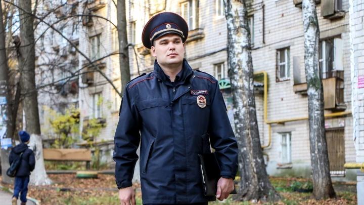 Лучший участковый Нижнего Новгорода о том, как ставит на путь истинный хулиганов