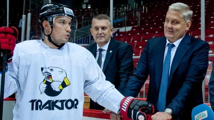 Иван Сеничев: «Такое у нас впервые, нужно это пережить»