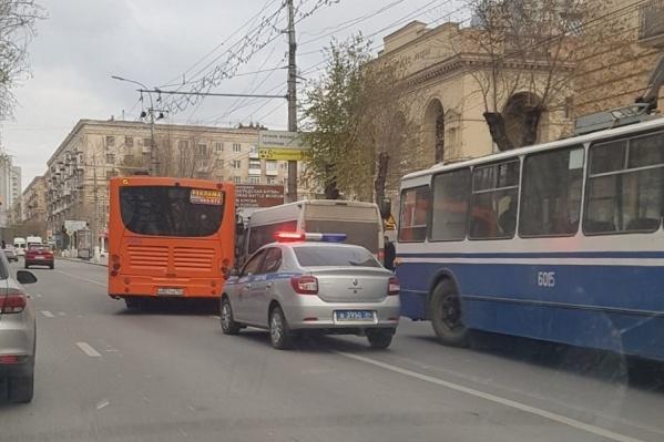 В обеих машинах в момент столкновения находились пассажиры