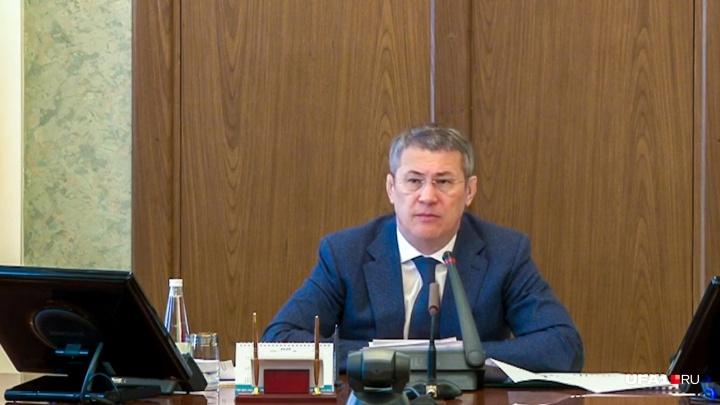 Радий Хабиров встретится с Владимиром Путиным на Госсовете