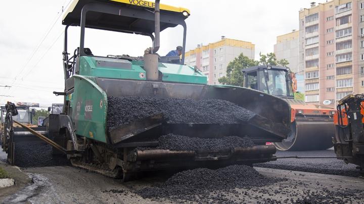 «К утру дождик должен закончиться»: дорожники рассказали, какие улицы Челябинска перекроют