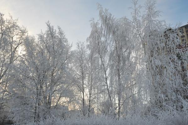Похолодание начнется 3 февраля