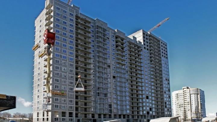«Отрасль была в ступоре»: в Волгограде спаситель компаний-банкротов сорвал срок сдачи своей высотки