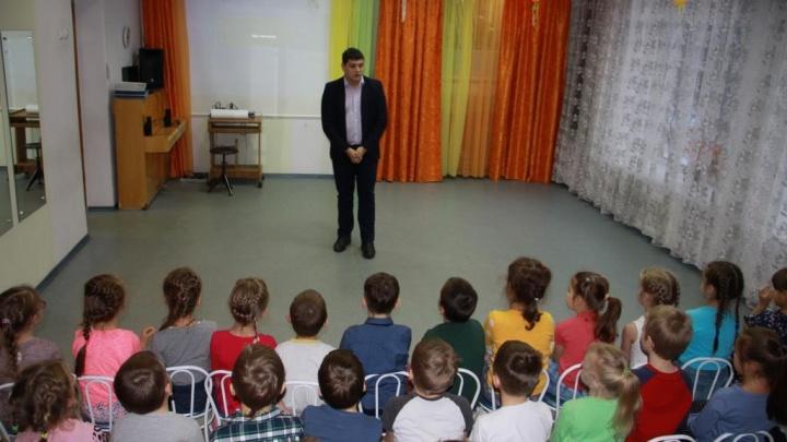 Ярославские энергетики МРСК Центра рассказали дошколятам о бережном отношении к природным ресурсам