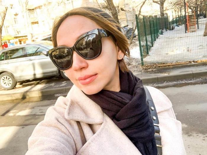 Елена Штань переехала в Москву почти полгода назад