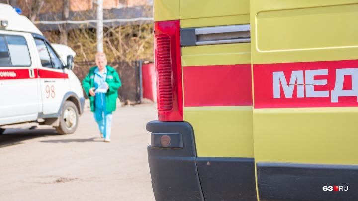 В Самаре расследуют смерть электрогазосварщика на работе