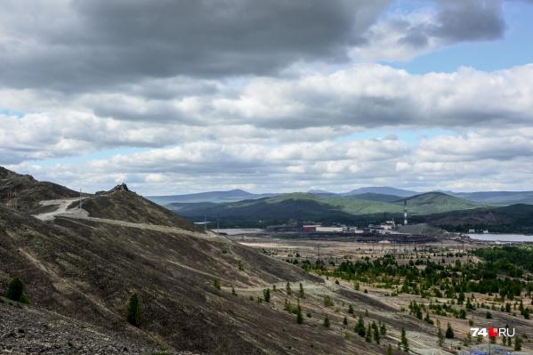 Чтобы увидеть такой пейзаж, нужно отправиться в Челябинскую область