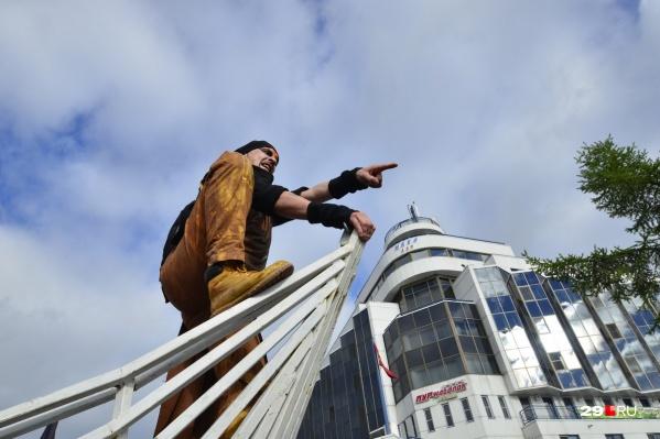 Фестиваль уличных театров пройдет в Архангельске с 24 по 29 июня