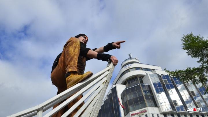 Из-за фестиваля уличных театров 24 июня для движения временно закроют часть улиц Архангельска