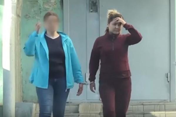 Луизу задержали в Казани после месяца поисков
