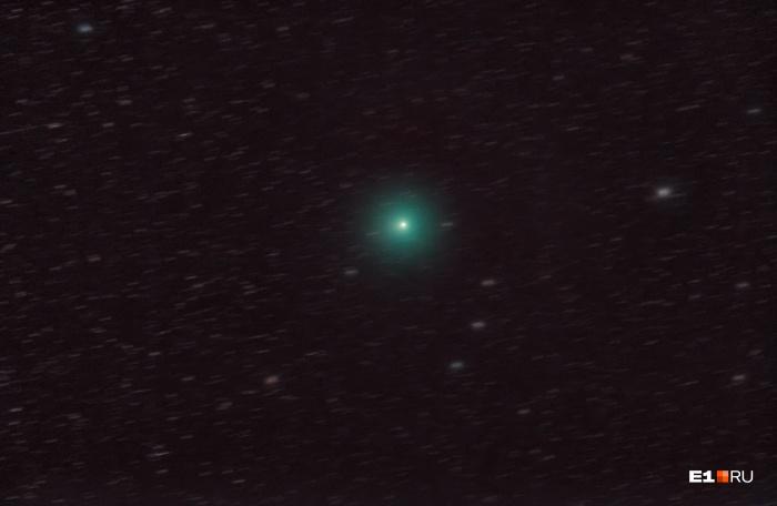 Комета 16 декабря максимально приблизится к Земле