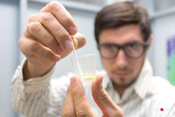 В лаборатории выяснилось, что производитель собирался отдать на продажу фальшивое сливочное масло