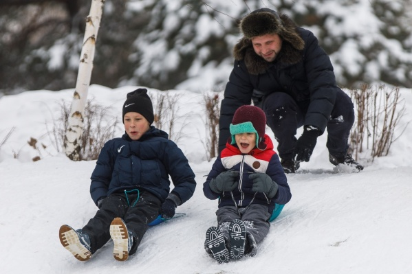 В последний день перед школой и работой горожанам советуют закутаться потеплее
