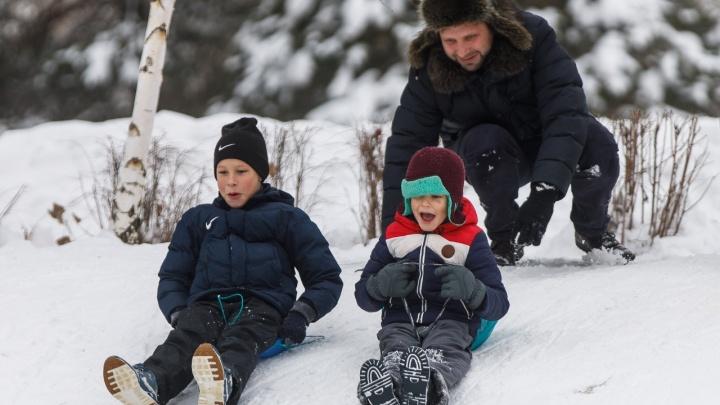 Туман, изморозь и снег: волгоградцы выйдут с новогодних каникул при-22 ºС