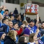 Фанаты волгоградского«Ротора» установили на трибунах новый рекорд