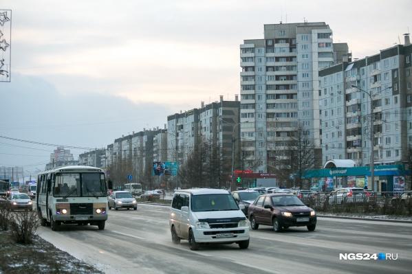 Авария произошла в «Северном», в районе Водопьянова, 19Г
