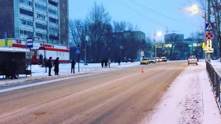 ГИБДД Перми ищет водителя, который сбил ребенка и скрылся с места ДТП