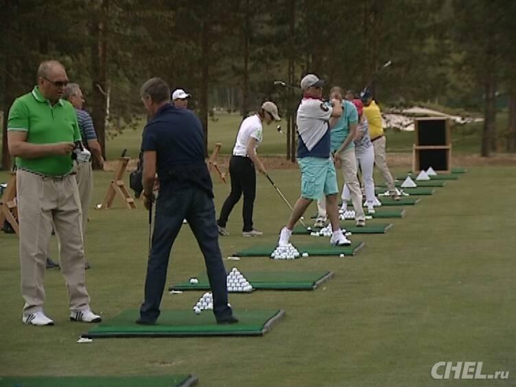 Александр Федоров и другие богатые челябинцы до сих пор ездят играть в гольф в соседнюю область