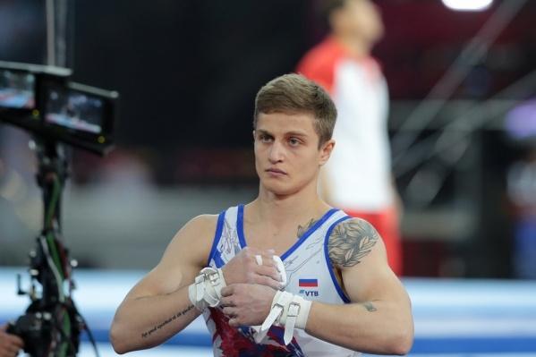 Иван Стретович сейчас претендует на место в олимпийской сборной