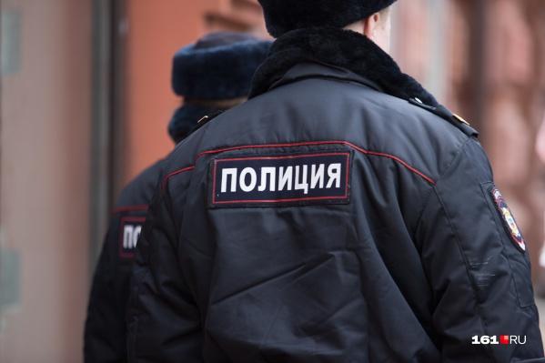 Полицейские по горячим следам поймали подозреваемых