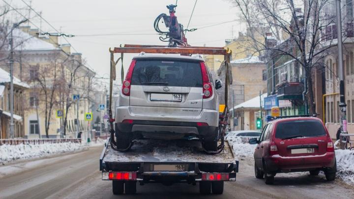 «Водитель, держи кошелек шире!»: тарифы на эвакуацию машины в Самарской области вырастут с 2019 года