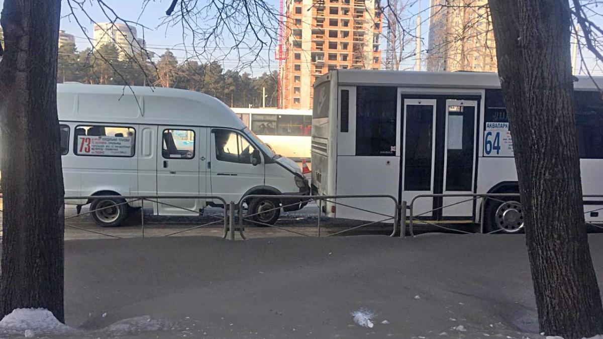 Авария случилась недалеко от дома по адресу Богдана Хмельницкого, 18