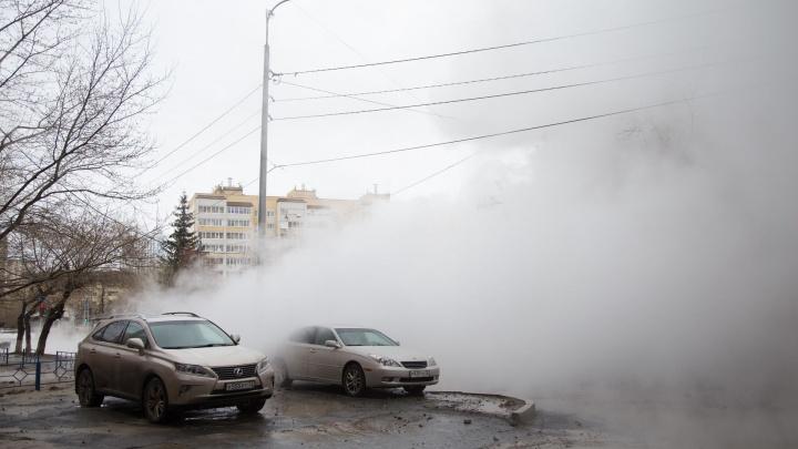 Одна авария за другой: в Тюмени более 100 многоэтажек остались без тепла