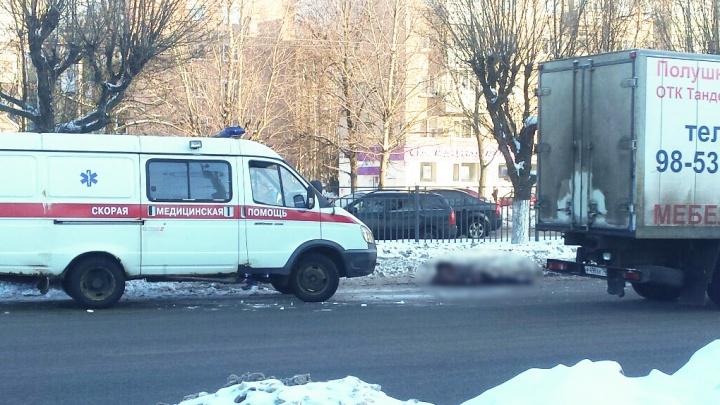 Ярославец, которого «Вольво» сбил у «Космоса», погиб