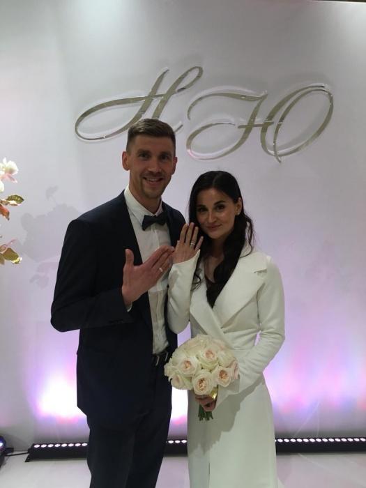 Свадьбу сыграли в Екатеринбурге