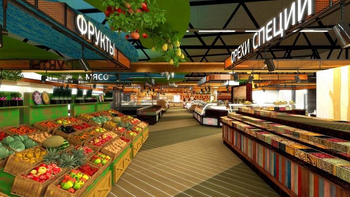 Уникальный фермерский рынок открывается в Новосибирске