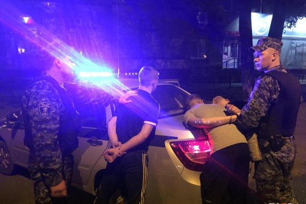 Хулиганы напали на актёров Коляда-театра