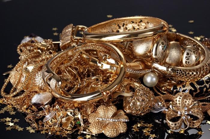 Золотые украшения никого не оставят равнодушным