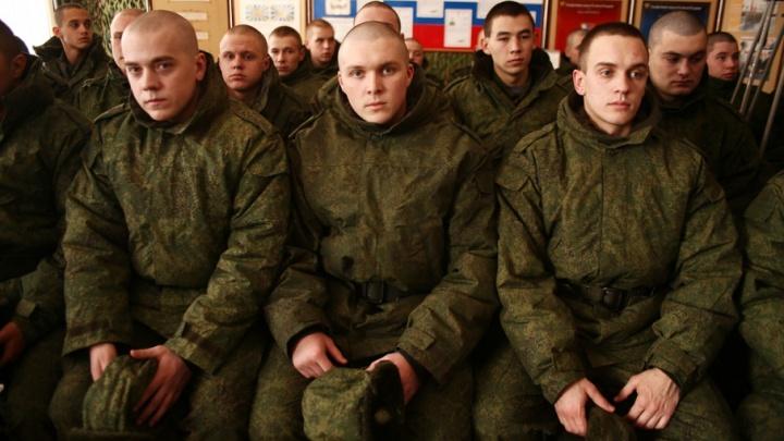Этой осенью в армию заберут 310 курганцев