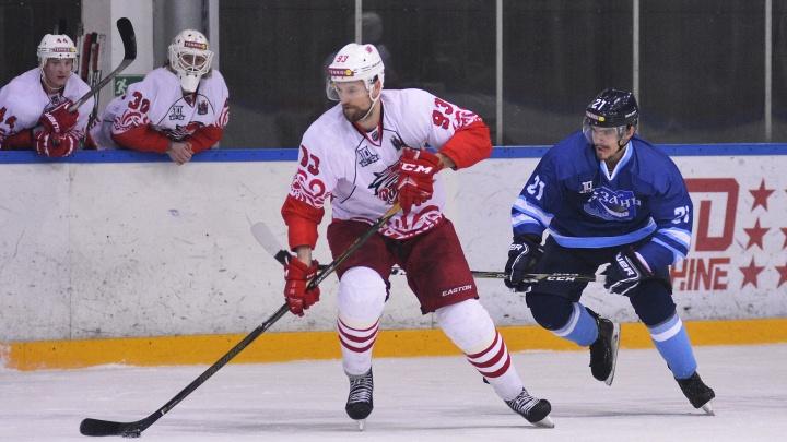 ХК «Ростов» одержал победу в последнем матче 2019 года