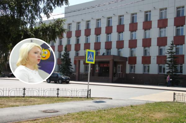 С госслужбы Римма Назарова уволилась в мае: ушла в отпуск с последующим увольнением