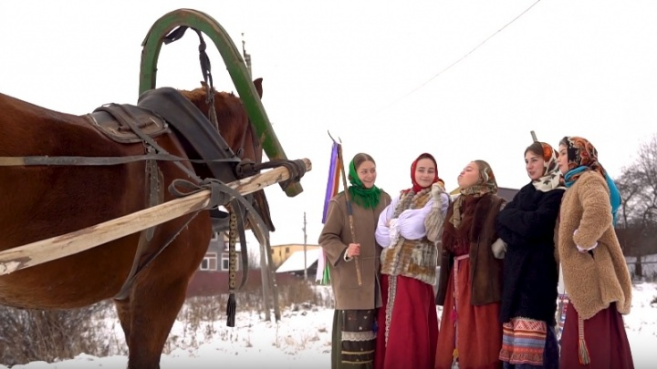 Нашли коня, сняли клип. Студентки пермского политеха записали забавный кавер на песню Billie Eilish