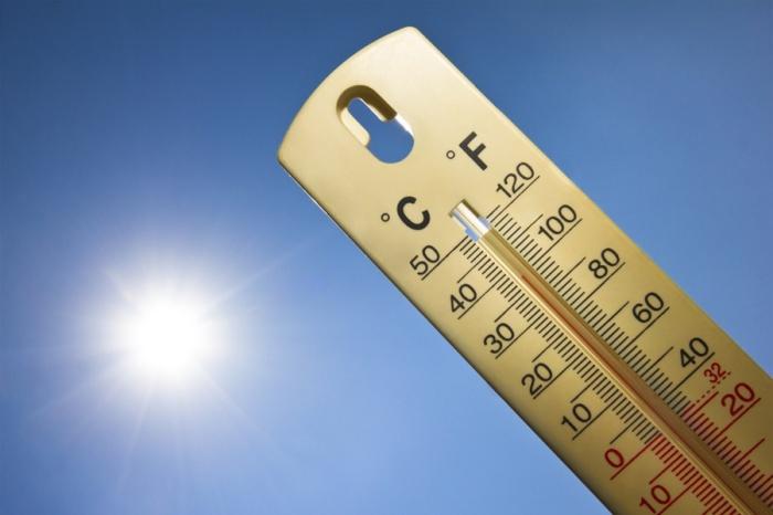 На Кемеровскую область идет аномальная жара
