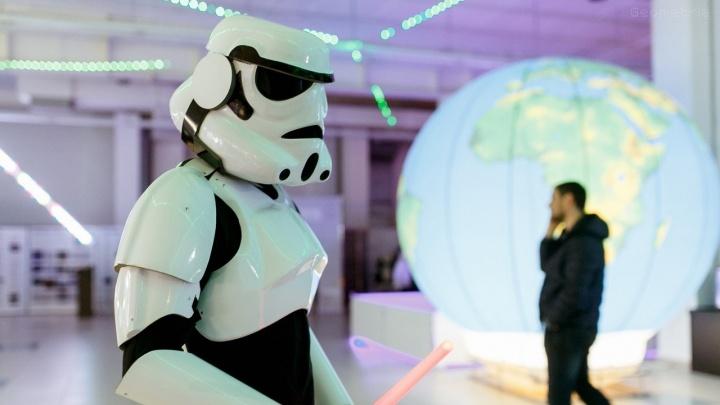Тренажеры для астронавтов и экскурсии на МКС: в Новосибирске откроется космический парк