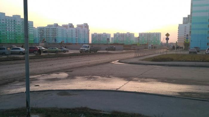 Фотография Плющихинского жилмассива