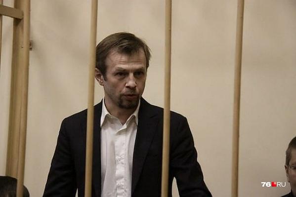 Бывший мэр Ярославля был осуждён по двум эпизодам: его приговорили к 12,5 года колонии и 60-миллионному штрафу