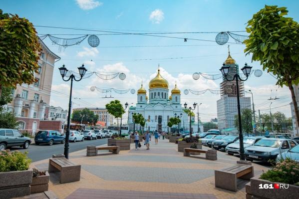 Переулок Соборный войдет в новый туристический маршрут