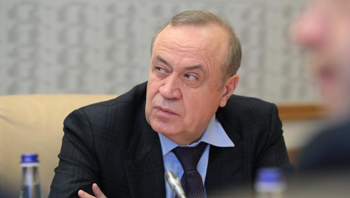 Замгубернатора Ростовской области Сергей Сидаш ушел со своей должности