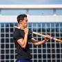 С шестом под нейтральным флагом: челябинский лёгкоатлет завоевал бронзу международных соревнований